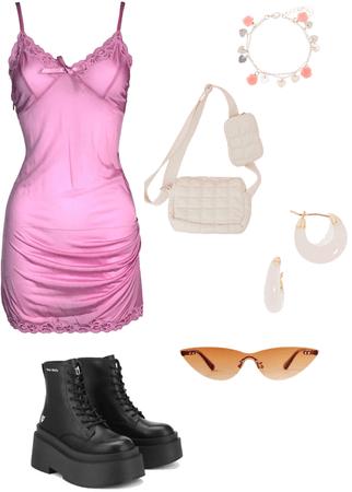 pink bby 💗👩❤️💋👩