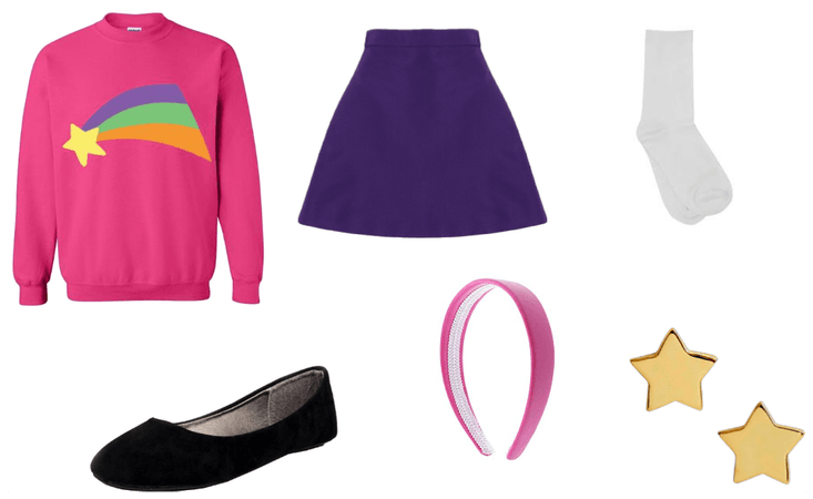 Mabel pine's outfit from Gravity Falls