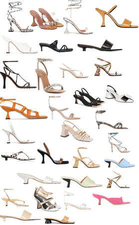 Shoe Collection V