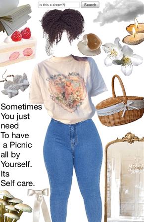self care picnic