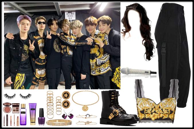 the 8th member: 5th muster Busan/Seoul