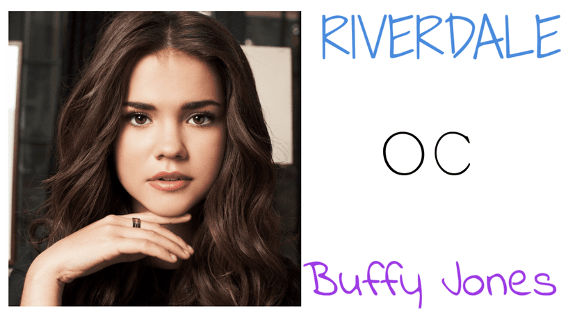 Riverdale : OC : Buffy Jones (alt. 1)