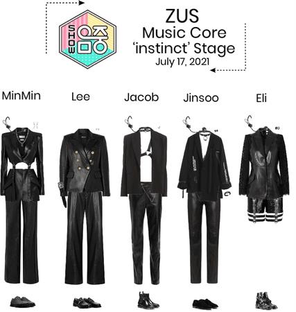 ZUS//'instinct' Music Core Stage