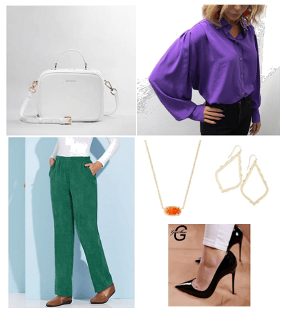 Triadic Outfit 2