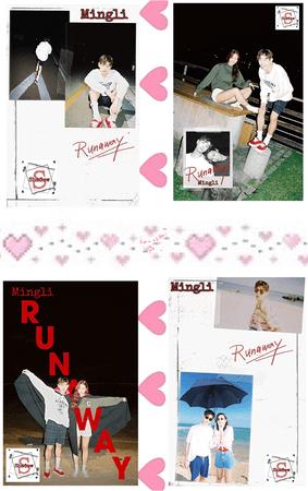 Mingli 'Runaway' Teaser Photo