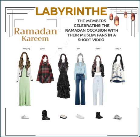LABYRINTHE wishing you a Ramadan Kareem 🌙
