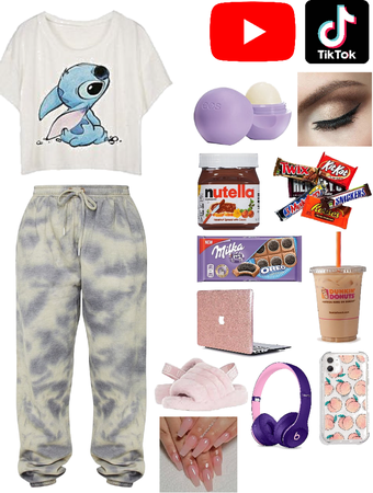 pijama partisine hazırlık