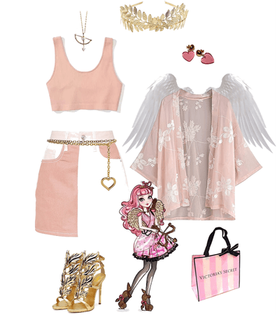 C.A. Cupid inspired