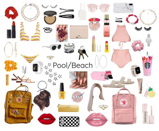Pool/Beach ~ Vsco outfit