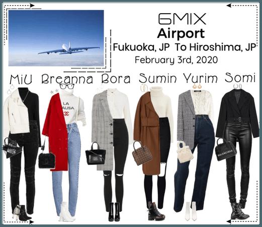 《6mix》Airport | Fukuoka, JP To Hiroshima, JP