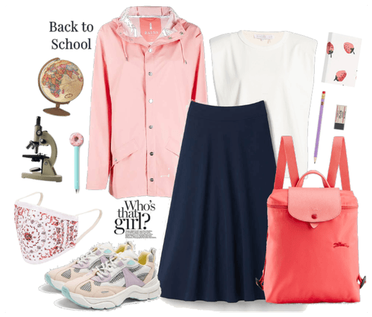 Back to School with Girly Style