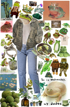 👑 Frog King 👑