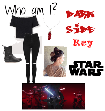 May the 4th Dark Side Rey