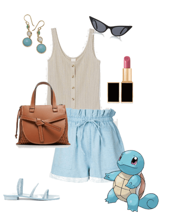 Squirtle Bounding