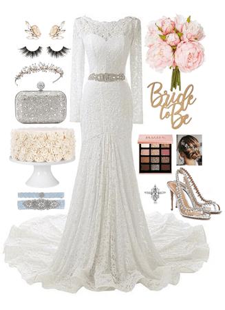 wedding day 🤞🏻💕