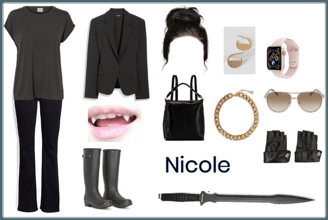 Nicole Elliot