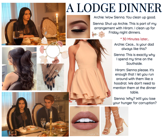 Riverdale : Lodge Dinners