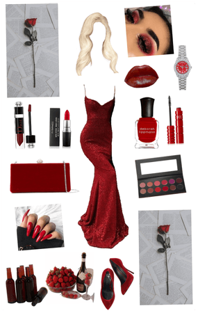 Date In Red