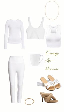 white cozy