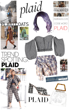 plaid the part xox