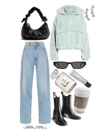 NYC Style Outfit