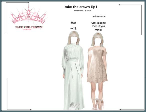 D Angels Minju Take The Crown Ep1