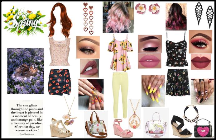 Fashion Spring.