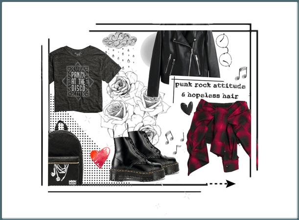 Punk Rock Attitude