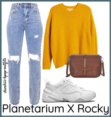 Planetarium X Rocky