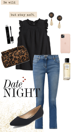 Dressy Casual Date Night