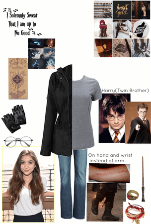 Gracelyn Lily Potter