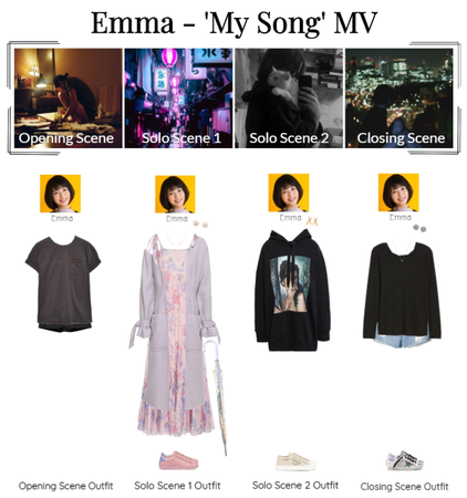[STYLE] Emma 'My Song' MV