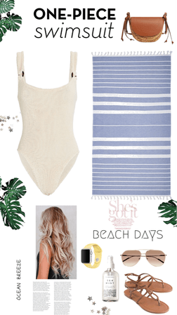 Ethereal Beauty Beach Day 🏖