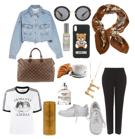 a day shopping
