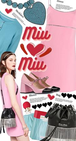 Miu Miu, we heart u
