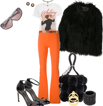 A Diva's Casual Style