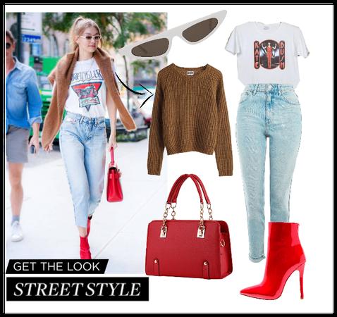 Gigi Hadid style 👄