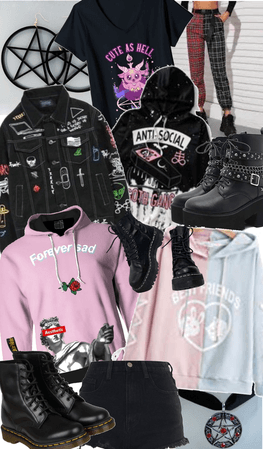 The clothes I want.