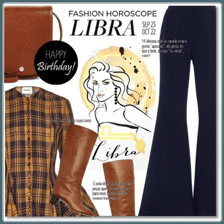 Happy Birthday, Libra!