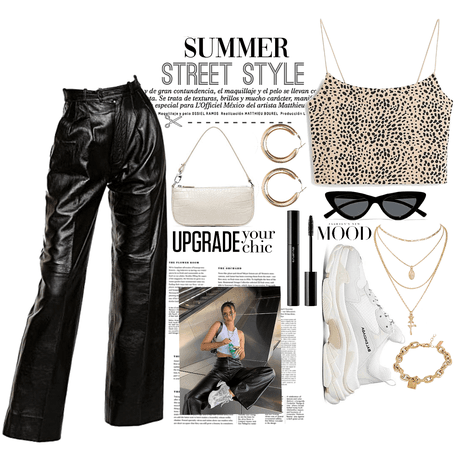 Summer Leather