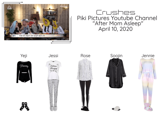 """Crushes """"After Mom Falls Asleep"""""""