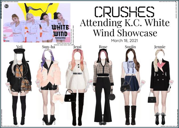 "Crushes (호감) - Attending ""White Wind"" Showcase"