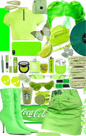 Neon Green-Zone