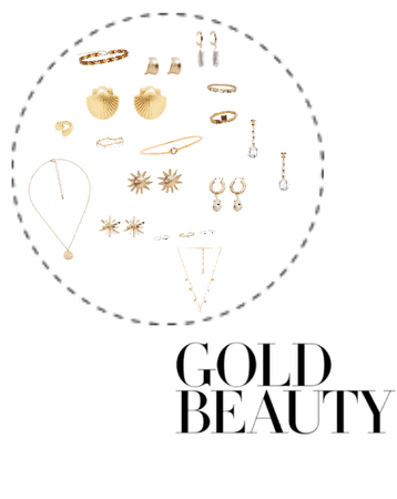 14. Gold Beauties