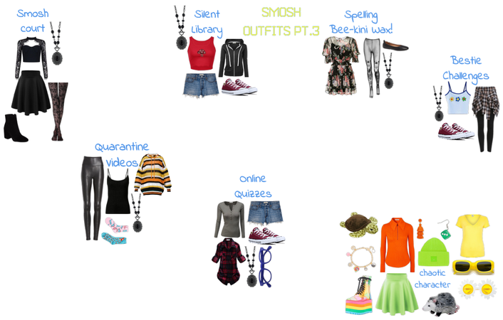 Smosh outfits part 3