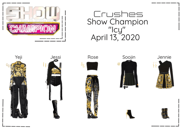 "Crushes ""Icy"" Show Champion"
