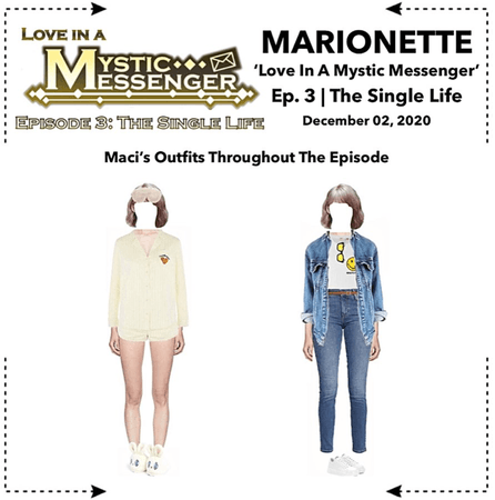 MARIONETTE (마리오네트) [SUNNY] 'Love In A Mystic Messenger'   Ep. 3