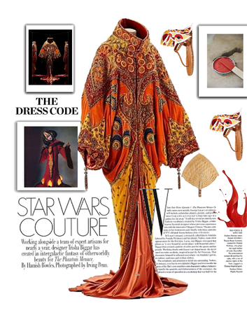 Star Wars couture
