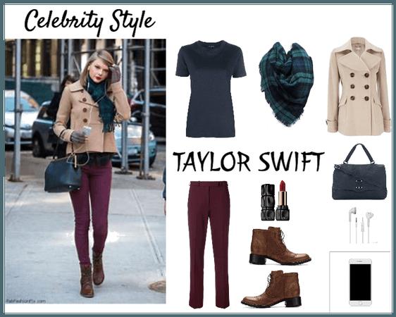 CELEBRITY STYLE/TAYLOR SWIFT