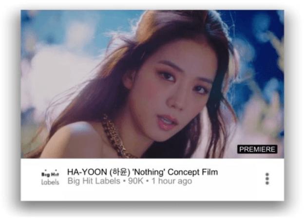 /HA-YOON/ 'Nothing' Concept Film